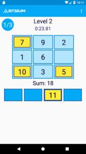 Level-2-Magic-squares
