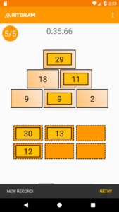 Number-Pyramids-Game