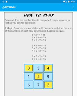 How-to-play-Magic-Squares-Tablet