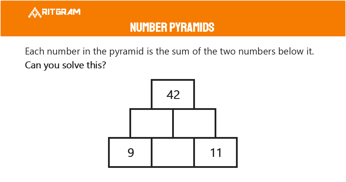 Number-Pyramids-Hard