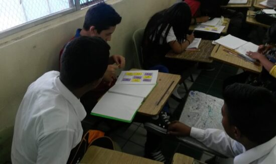 students-solving-math-puzzles